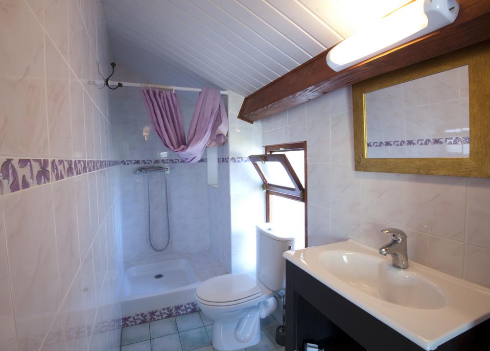 Gite Évolutions chambre privée salle de bain individuelle