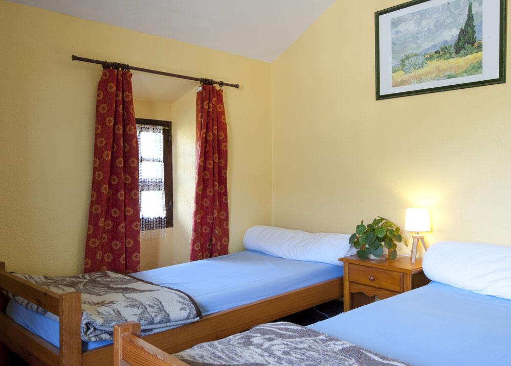 Gîte Évolutions chambres conforts simplicité