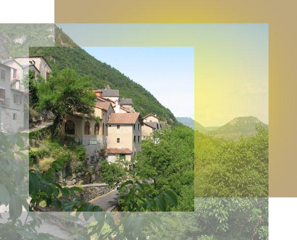 Gîte Évolutions gîte d'étapes peyrelau Aveyron