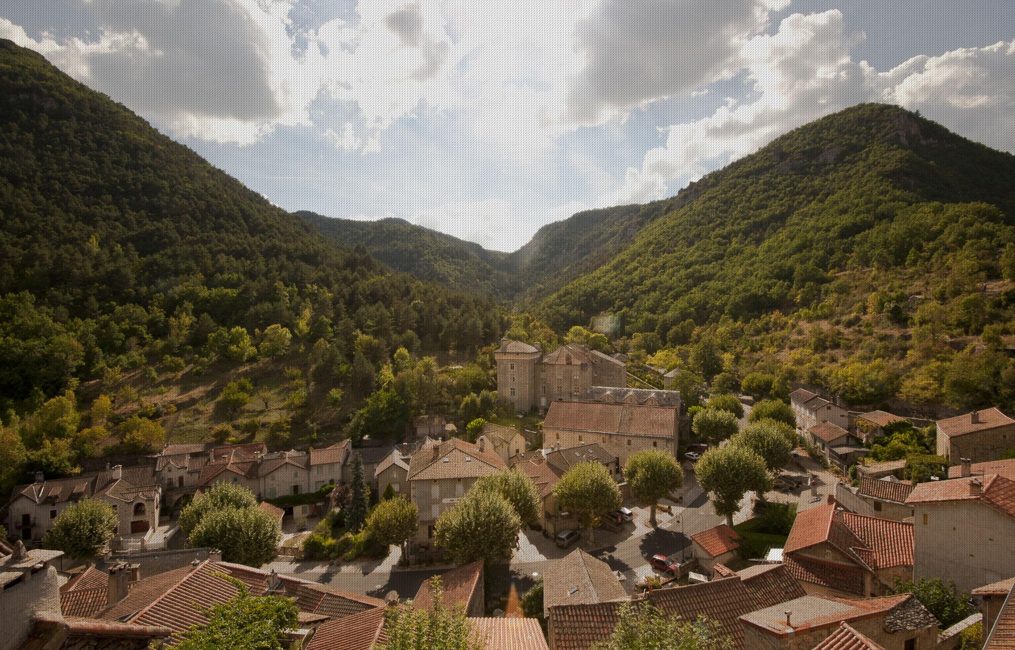 Gîte Évolutions peyrelau architecture tradition