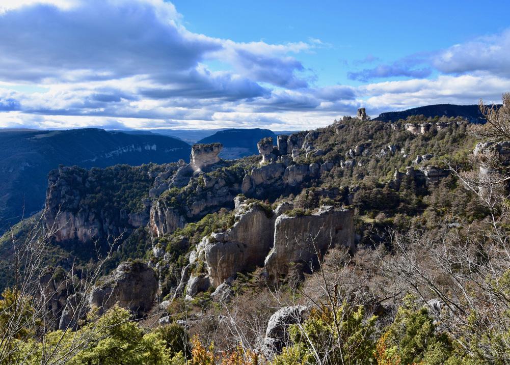 Gîte Évolutions nature sauvage randonnées