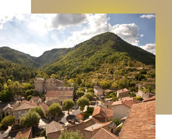 Gîte Évolutions Village Peyrelau Gorges du Tarn